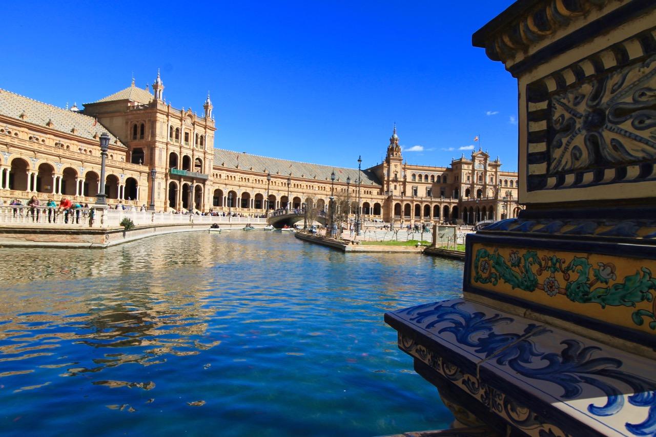 Plaza de España Sevilla Seville