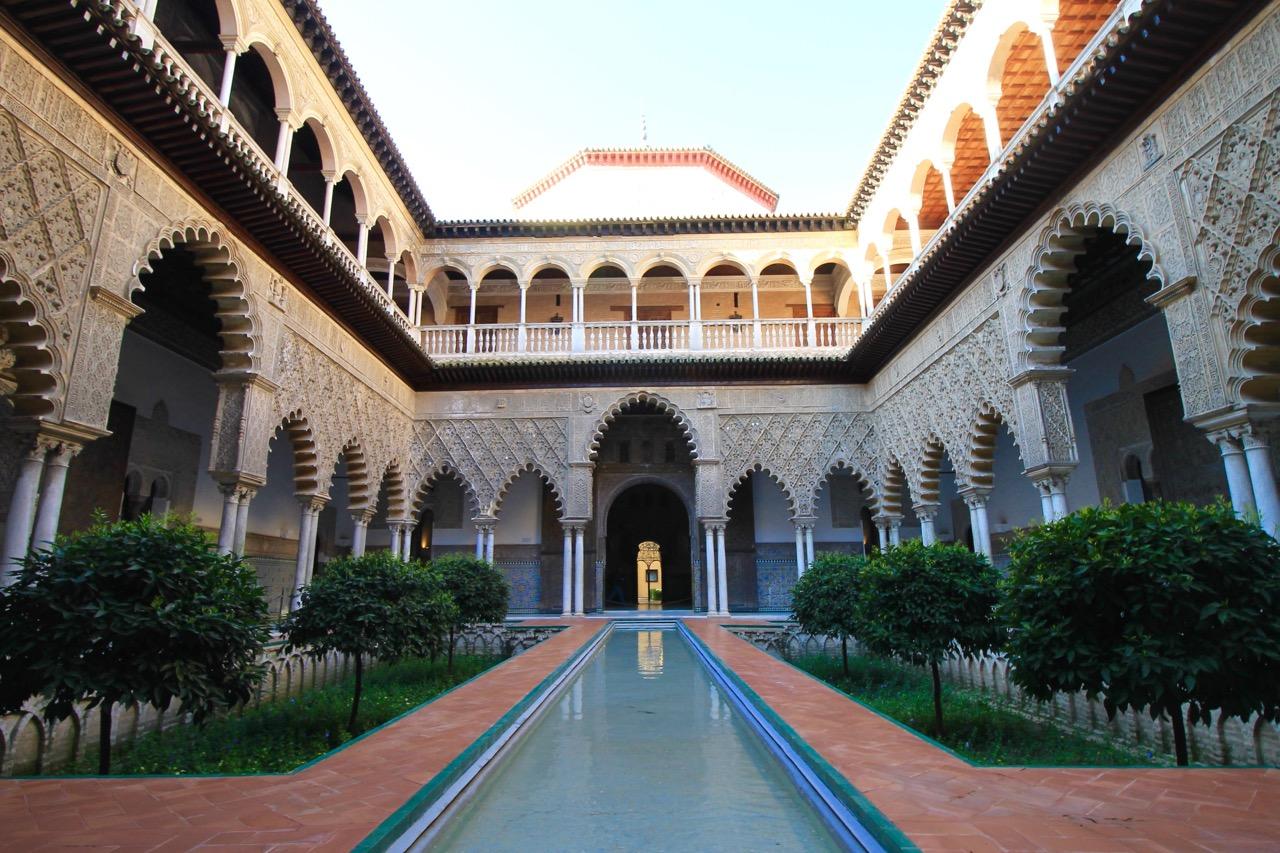 Alcazar Sevilla Seville
