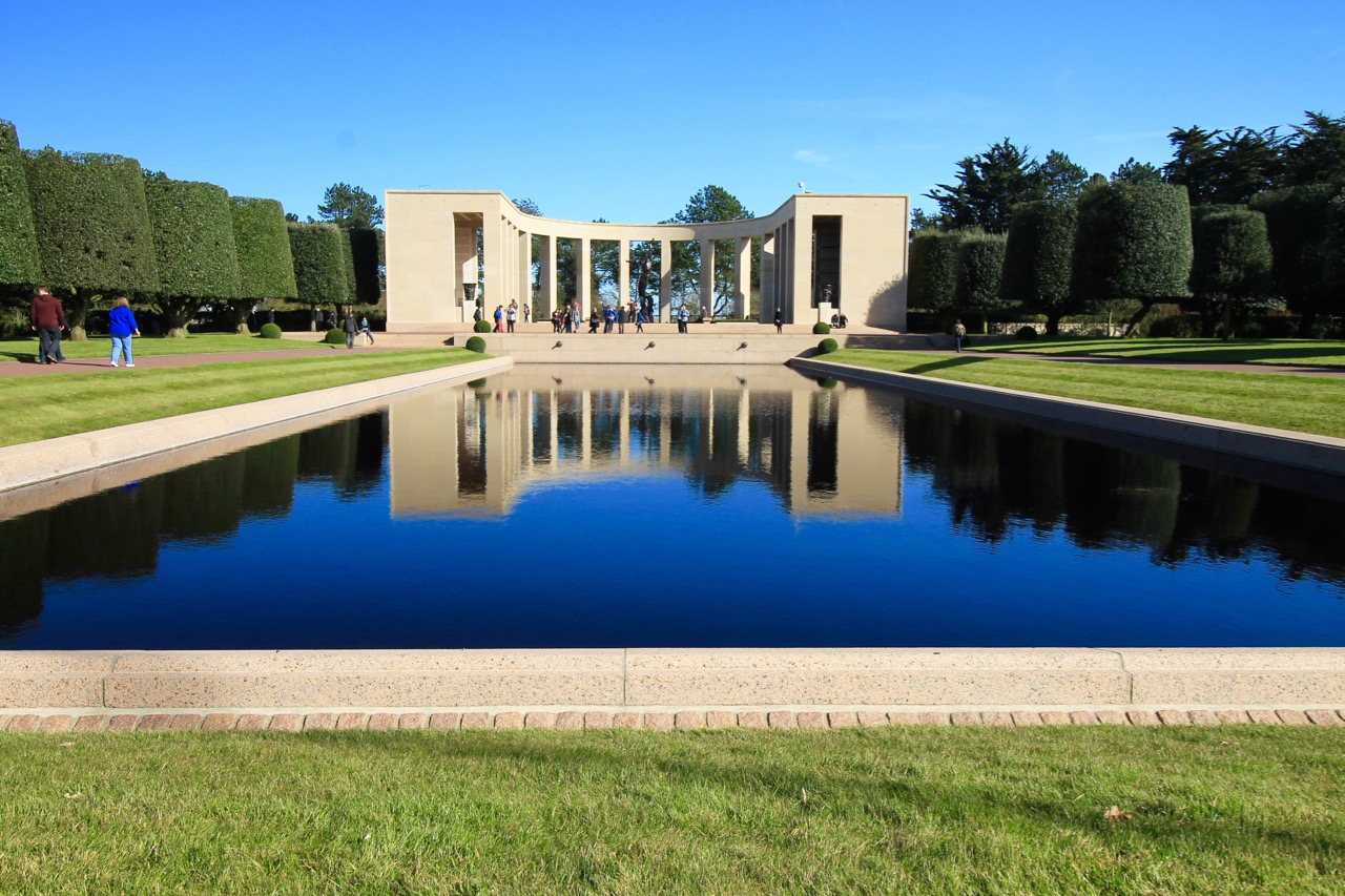 American Cemetery and Memorial Normandy Paris Day Trip
