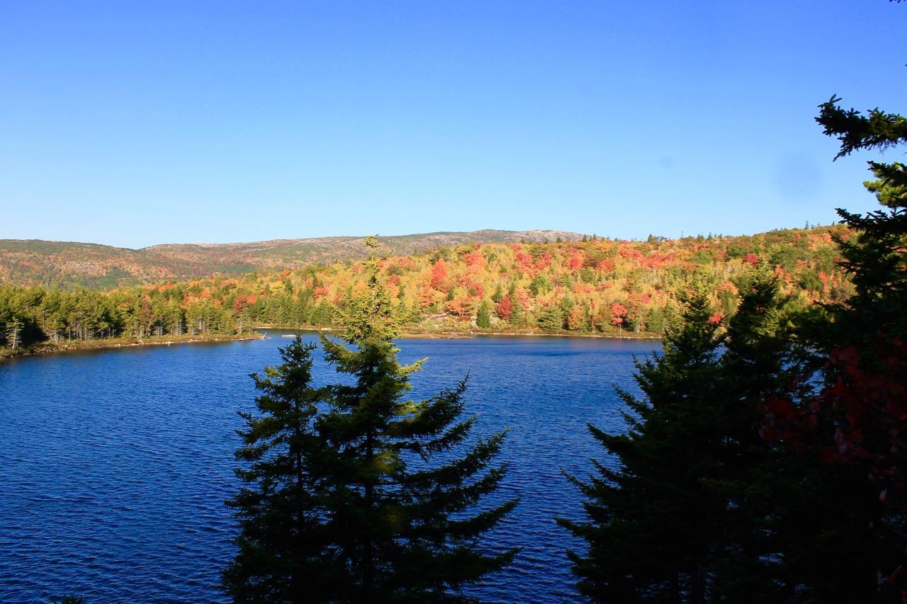 Acadia National Parik Beehive Trail New England Northeast Road Trip