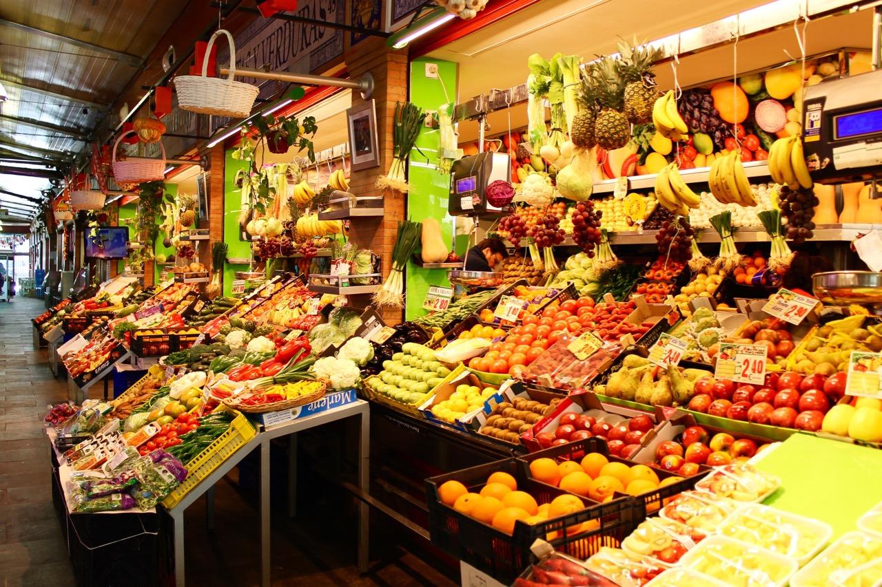 Feria Market Feria Market Sevilla for Free
