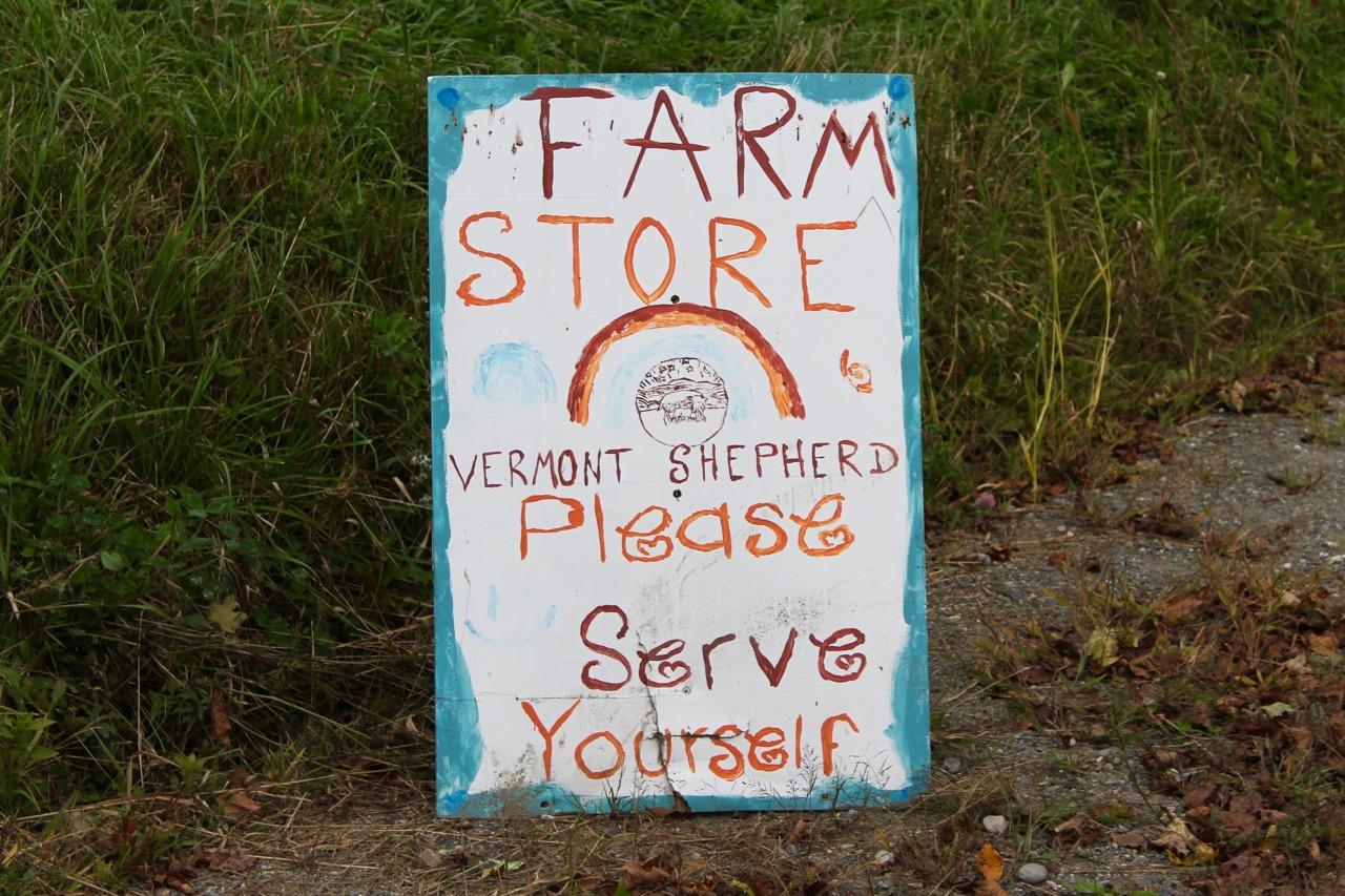 Vermont Shepherd Roadside Cheese Shop New England