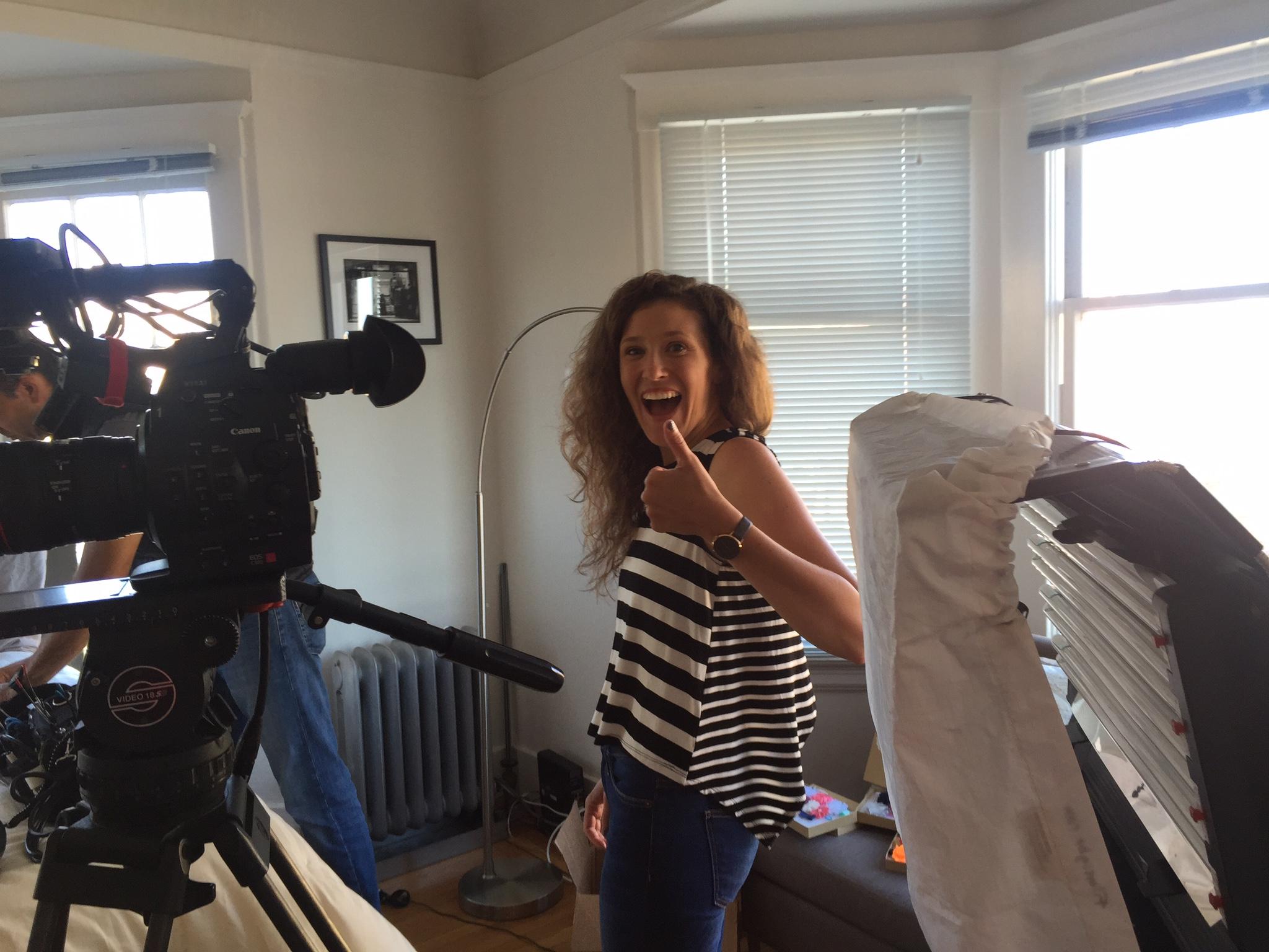 House Hunters International Filming in SF