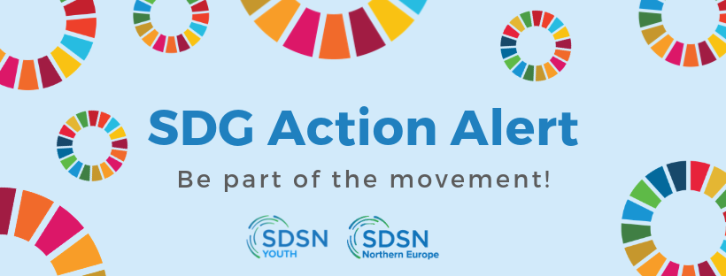 Save The World – One Action at a Time! — SDSN Youth