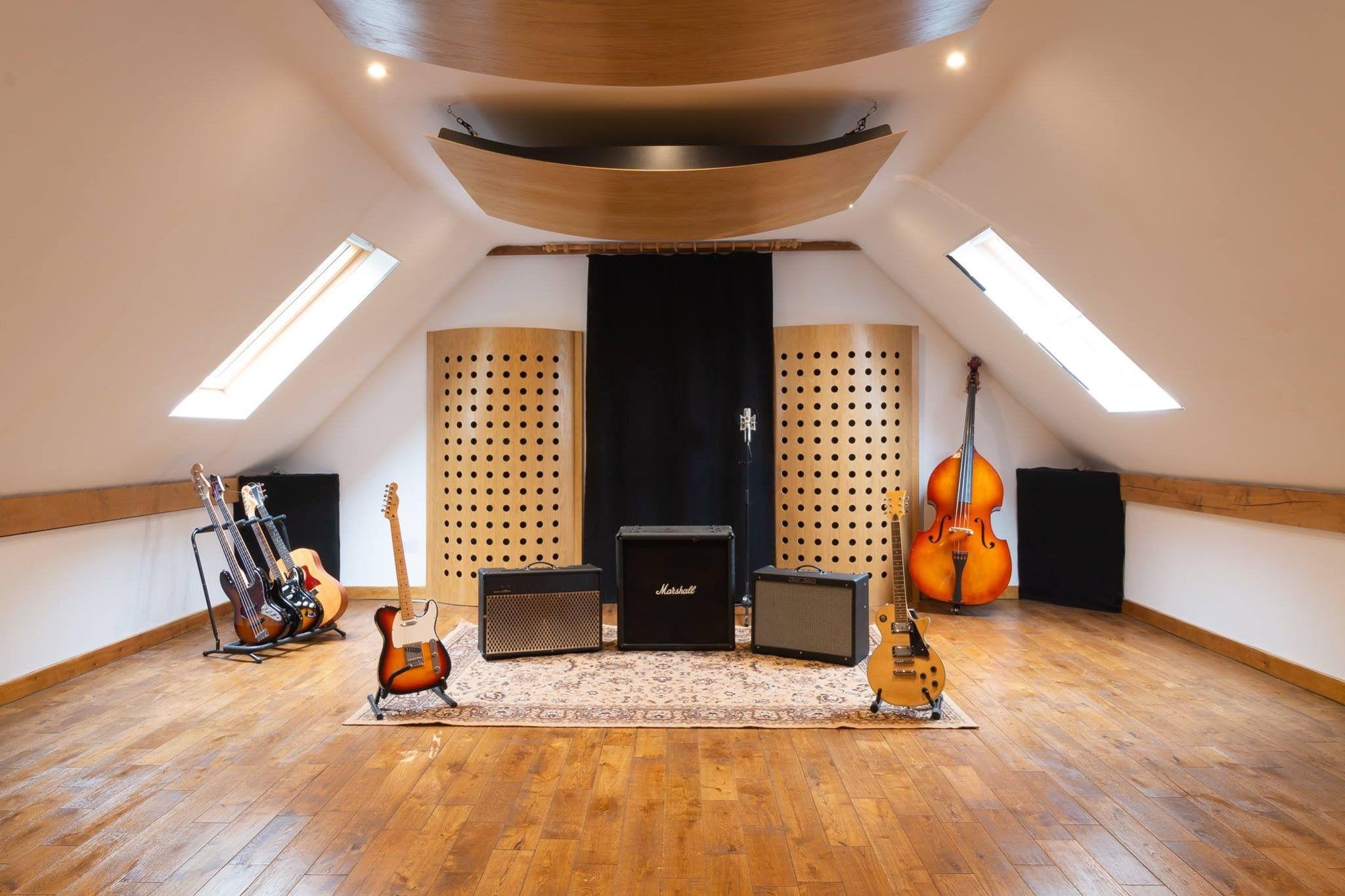Residential Recording Studio - in Guildford, Surrey
