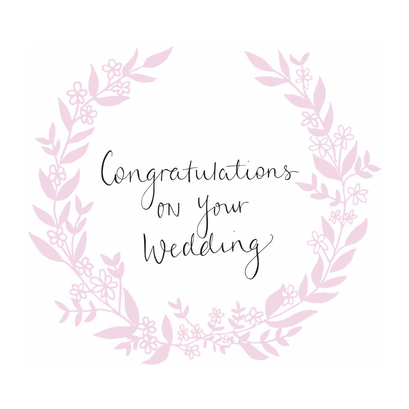 Congratulations - Wedding  Anniversary Cards — KPR Designs