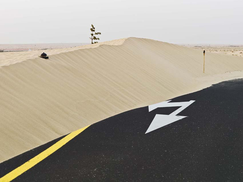 Datazone. Emirates © Philippe Chancel