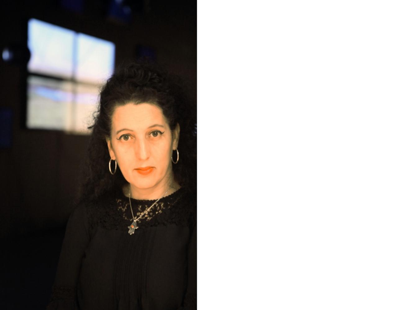 Zineb Sedira / courtesy Sueraya Shaheen