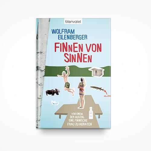 """""""Finnen von Sinnen. Von einem, der auszog eine finnische Frau zu heiraten""""  (Blanvalet, 2012) gives personal and amusing insights into the Finnish culture and way of life   INFO"""