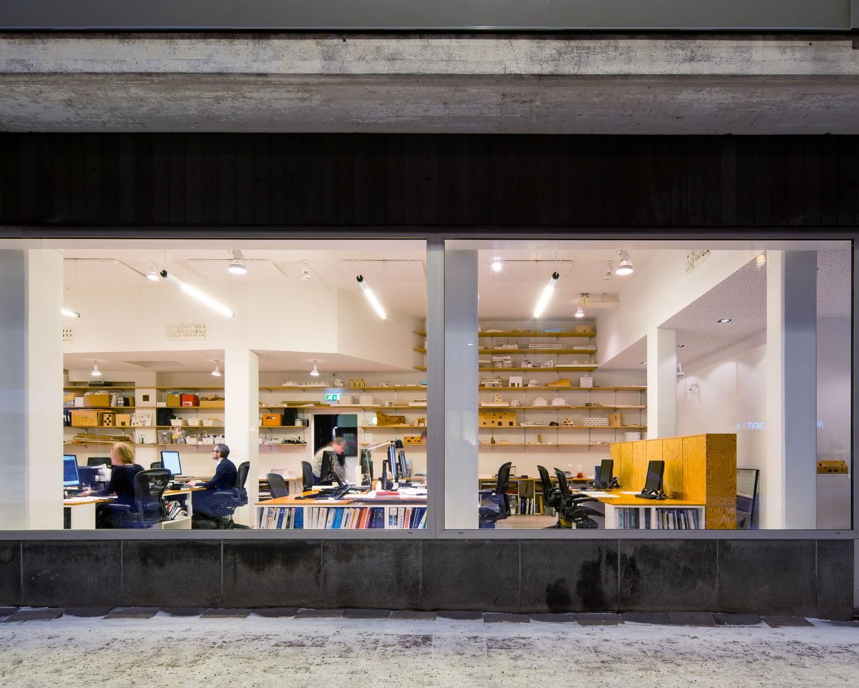 Tham & Videgård Arkitekter Office