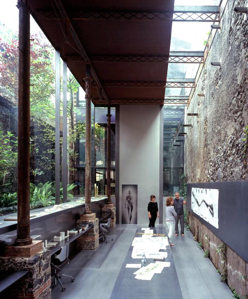Barberi Laboratory - Source: Hisao Suzuki