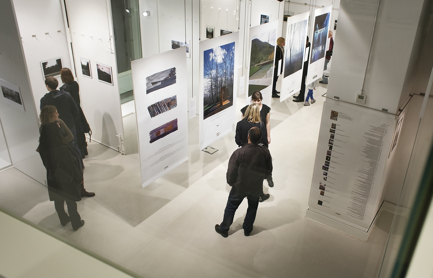 RCR Arquitectes Exhibition at Oris House of Architecture - Source: Archdaily