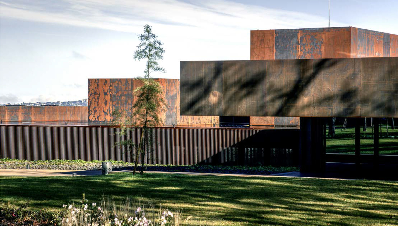 Soulages Museum - Source: Hisao Suzuki courtesy of the Pritzker Prize