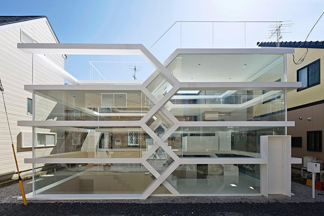 S-House by yuusuke karasawa architects, Saitama Prefecture, Japan