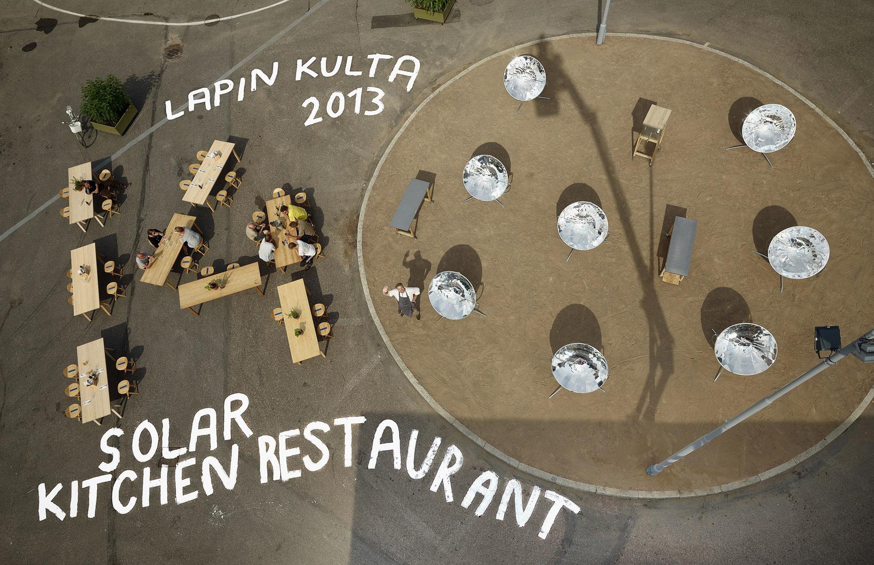Solar Kitchen Restaurant 2013