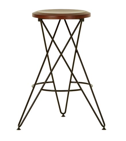 Lattice bar stool £60.00