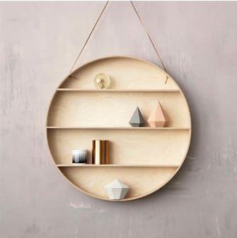 The Round Dorm shelf £99.00