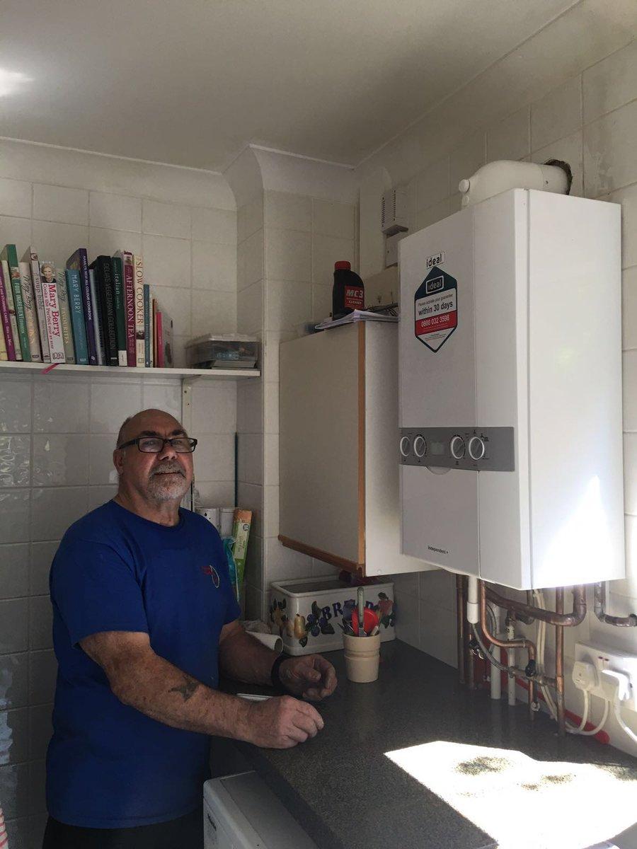 Ideal Boiler fitted Birchington