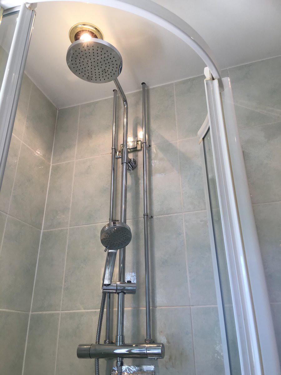 Shower Installation in Birchington
