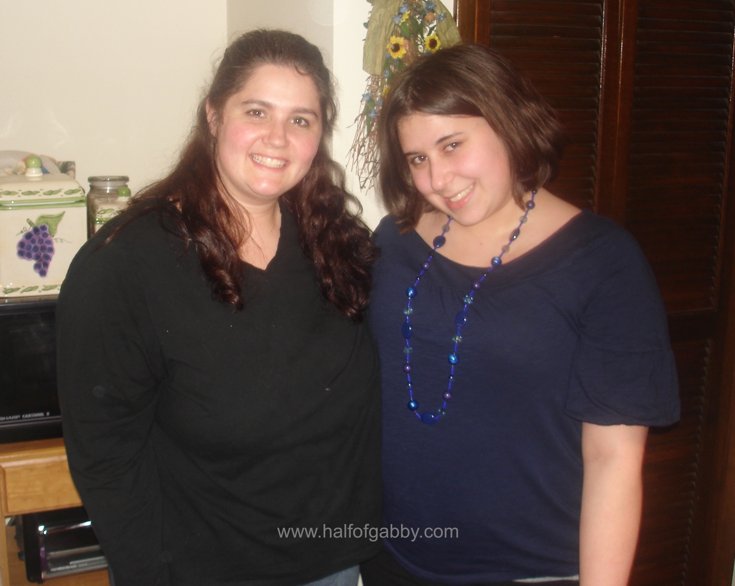 This is me with my little cousin. I was not yet at my top weight of 262 pounds. In this pic I weighed around 230 pounds.