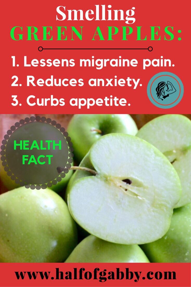 Cool health fact.