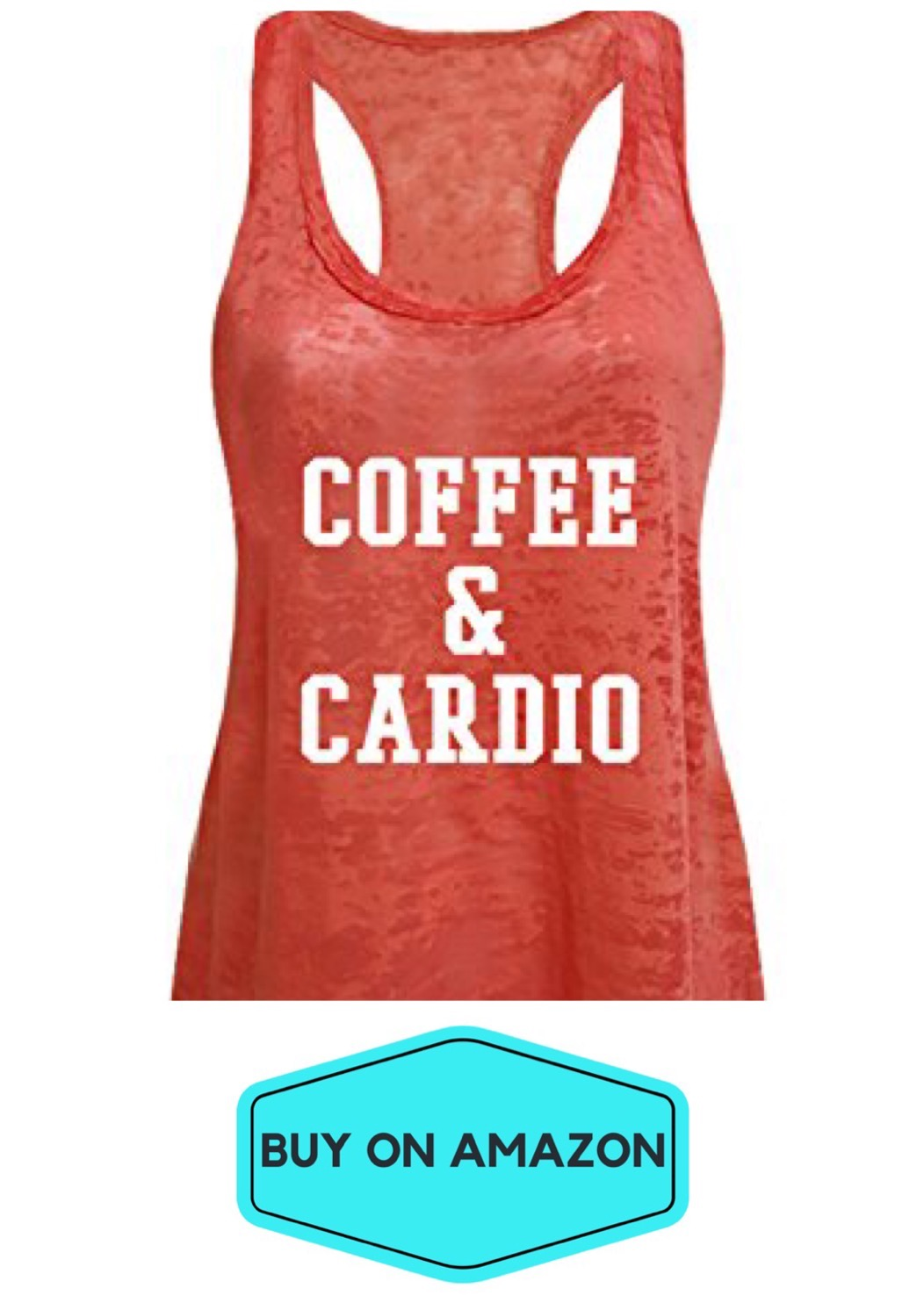 Coffee and Cardio Tank