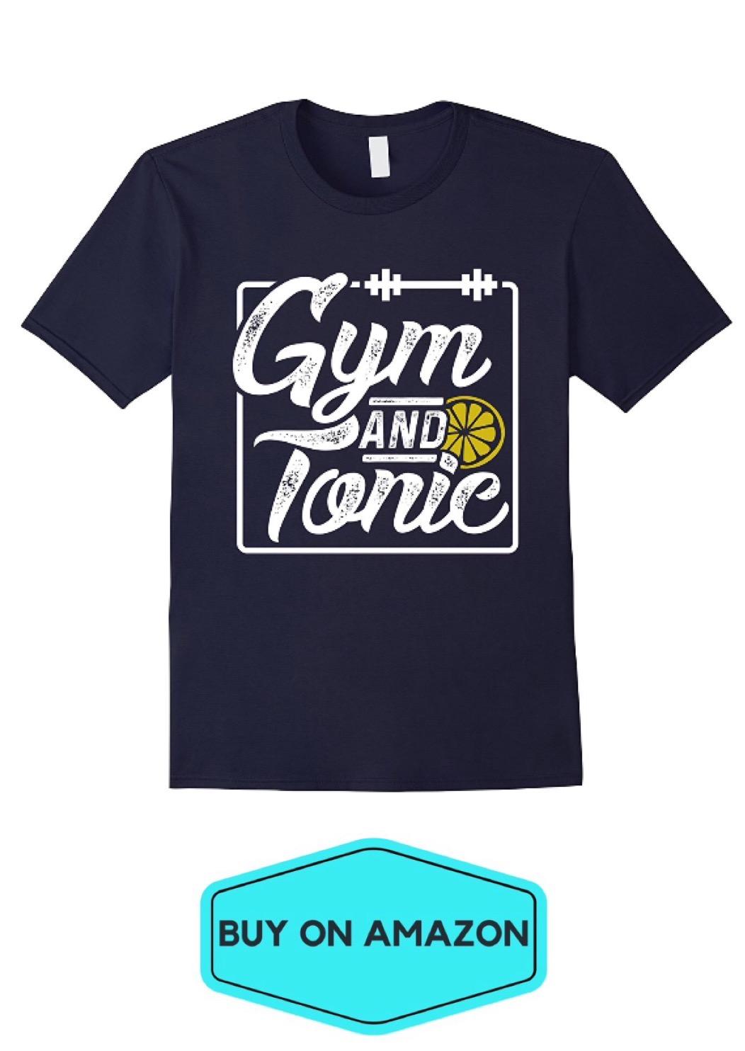 Gym and Tonic Tee