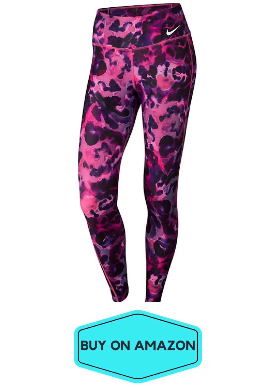 Pink Nike Leggings
