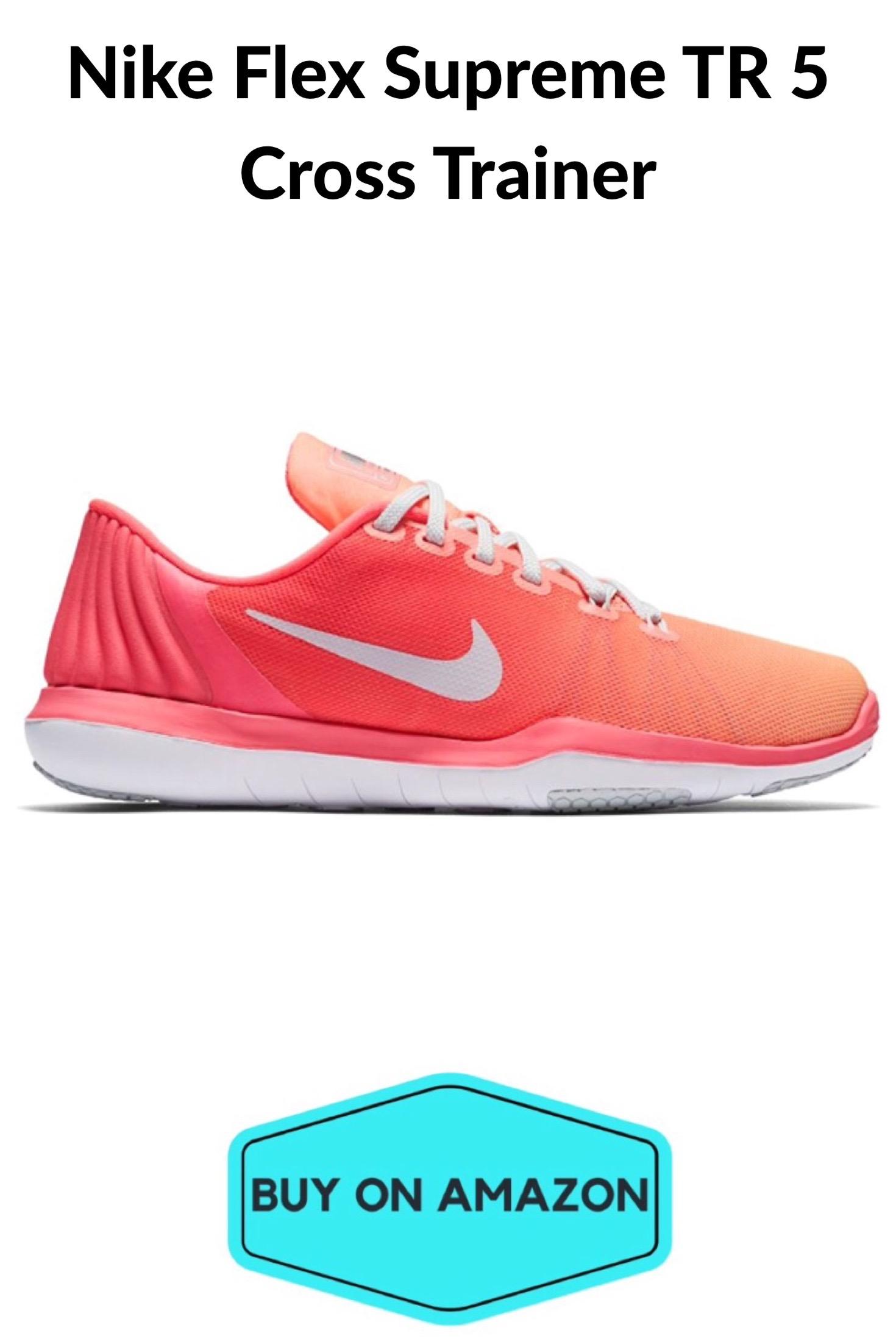 Nike Women's Flex Supreme TR 5 Cross Trainer