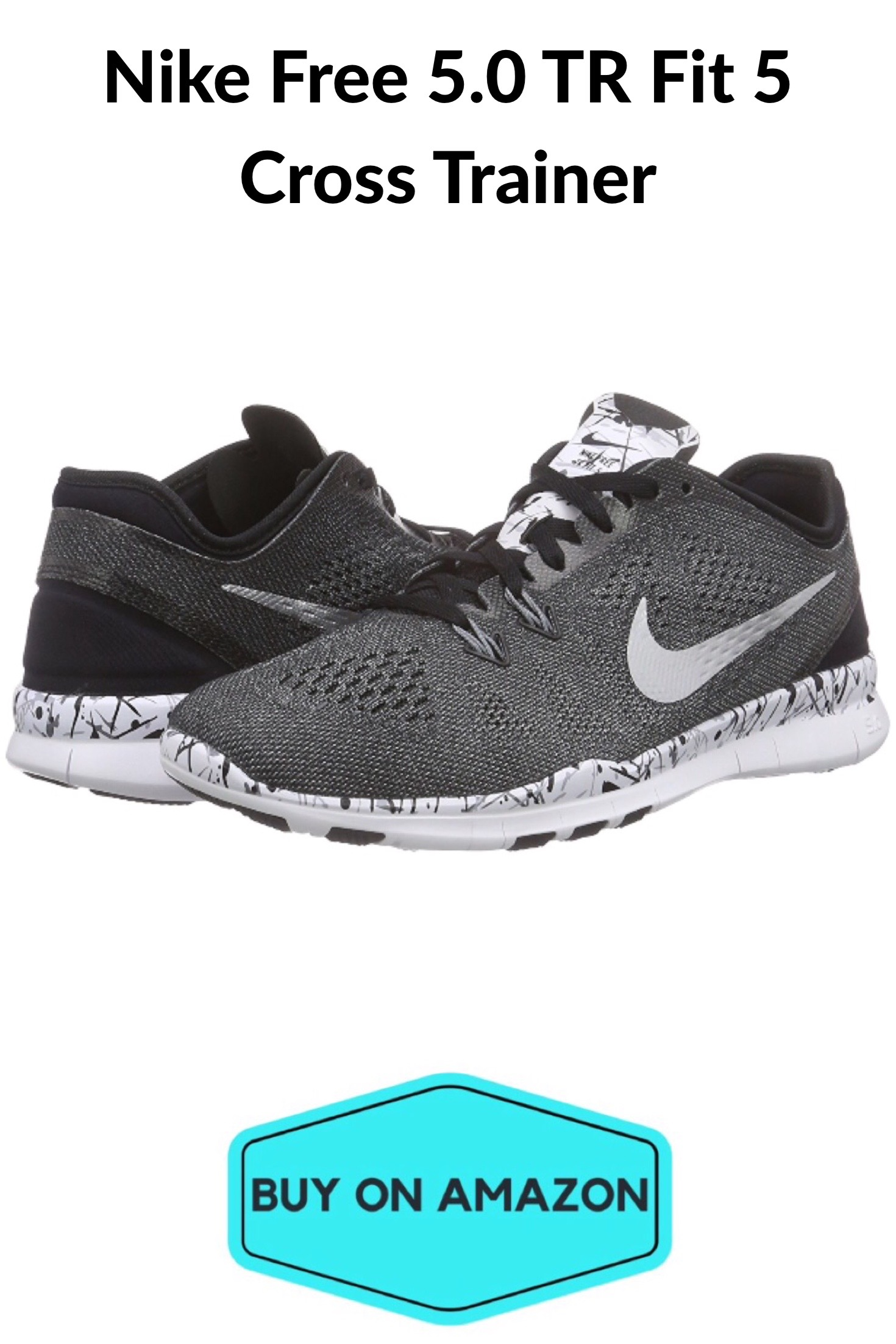 Nike Free 5.0 TR Fit 5 Women's Cross Trainer