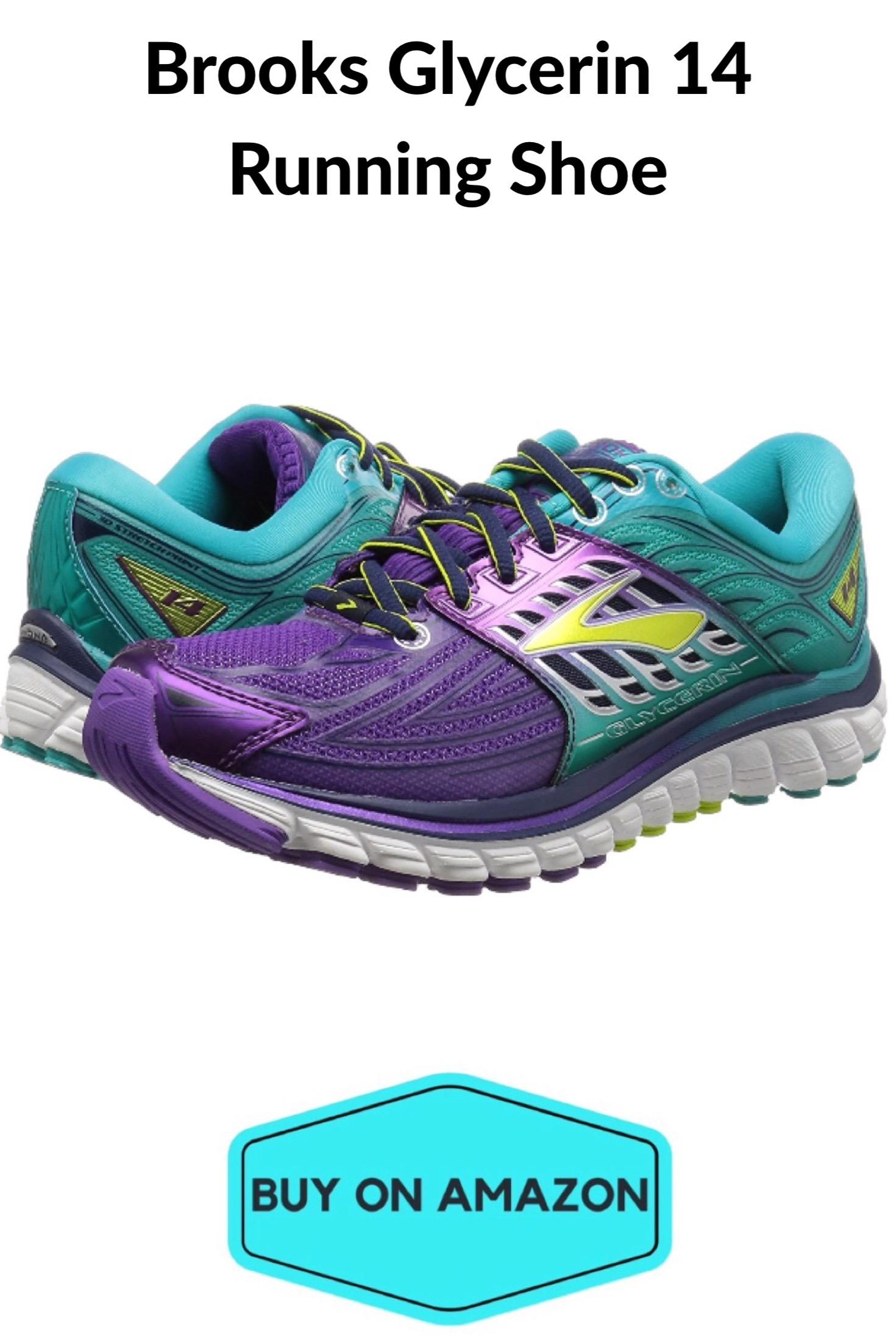 Brooks Glycerin 14 Women's Running Shoe