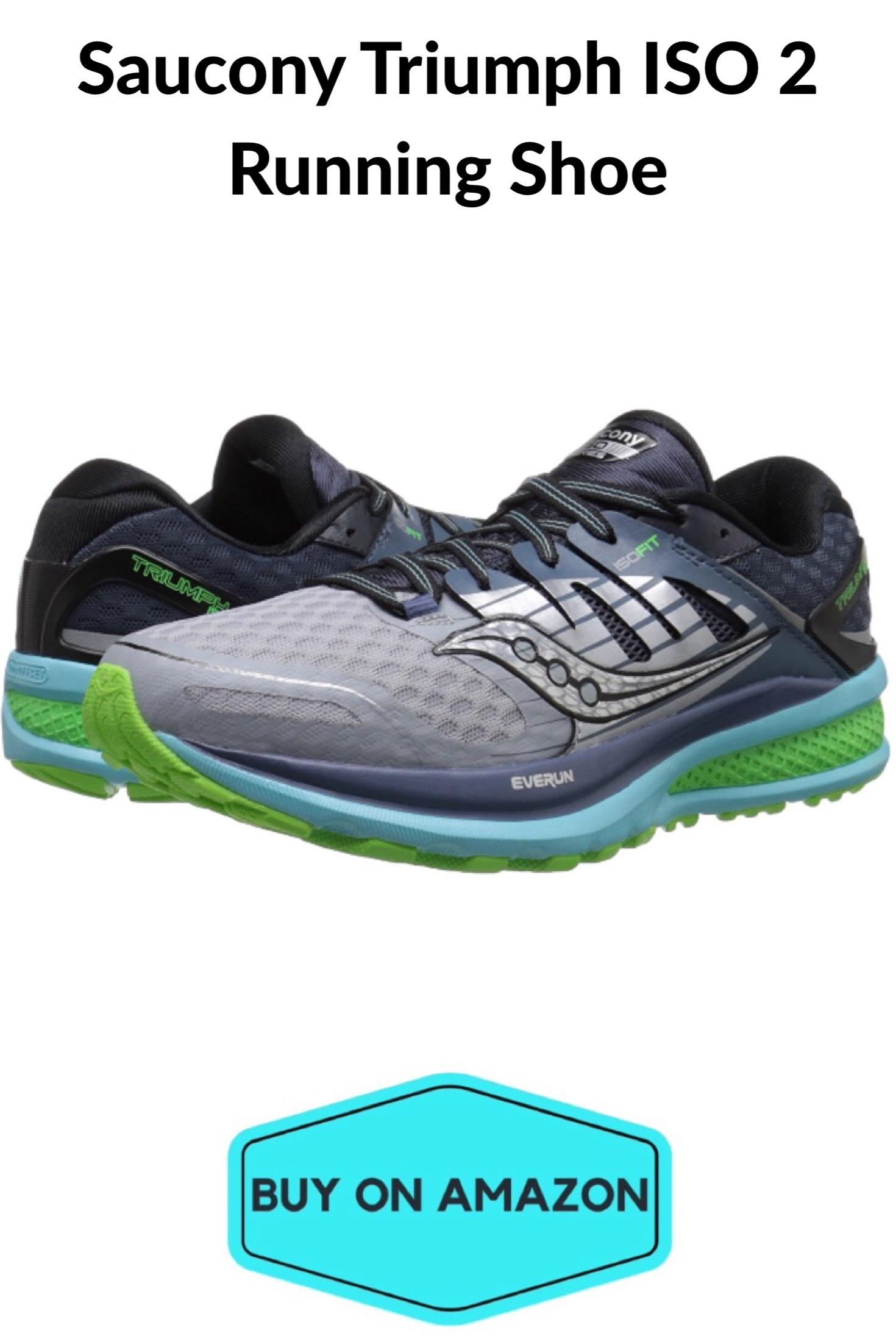 Saucony Triumph ISO 2 Women's Running Shoe