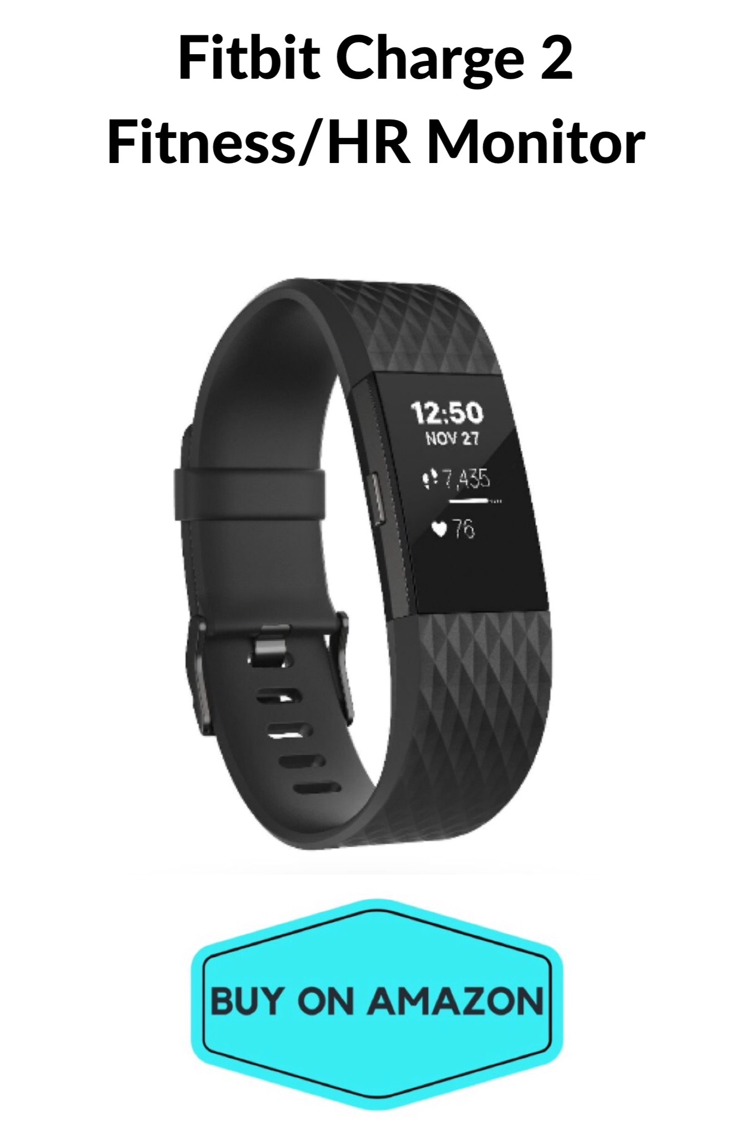 Fitbit Charge 2 HR Monitor