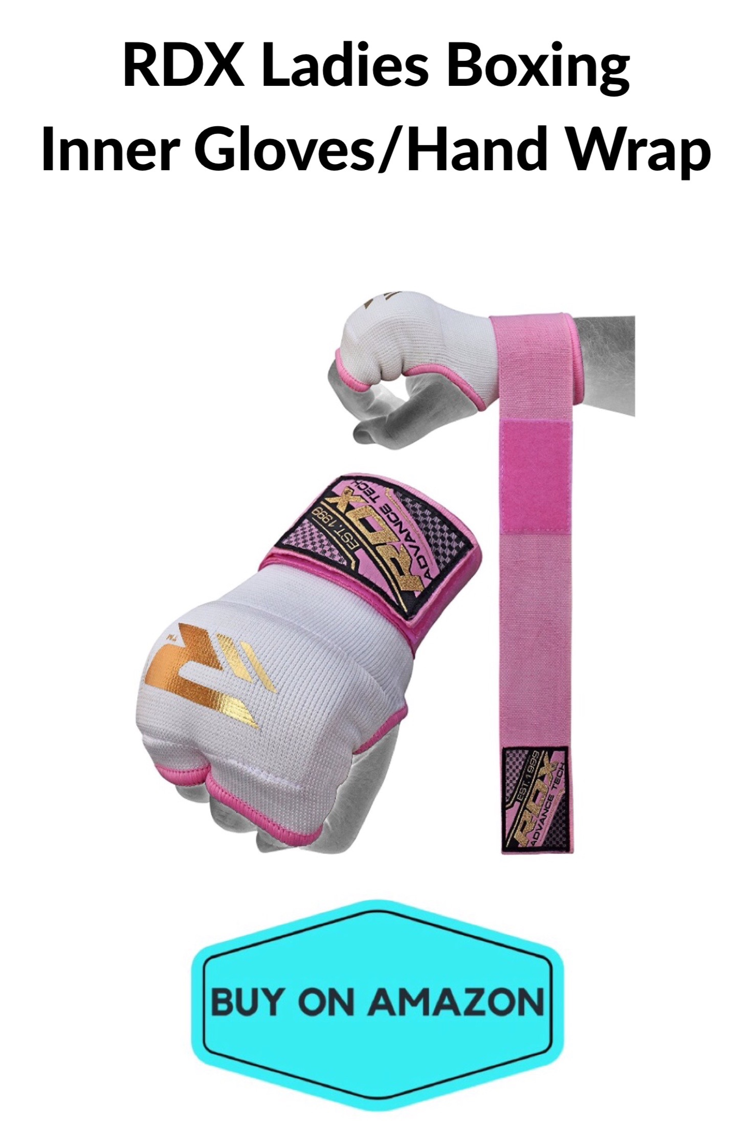 RDX Ladies Boxing Inner Gloves/Hand Wrap