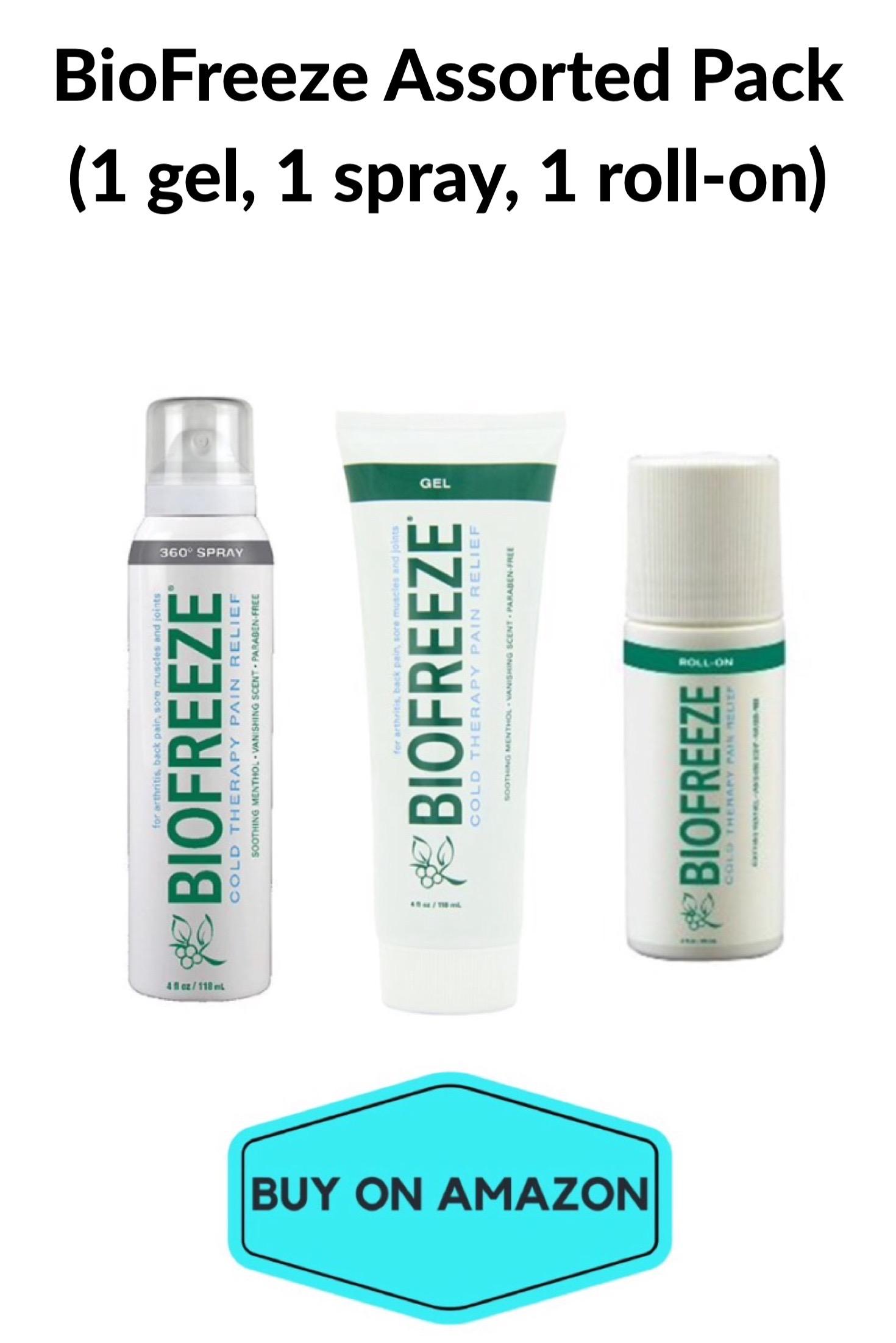 BioFreeze Assorted Pack