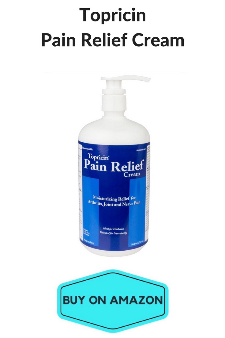 Topricin Pain Relief Cream