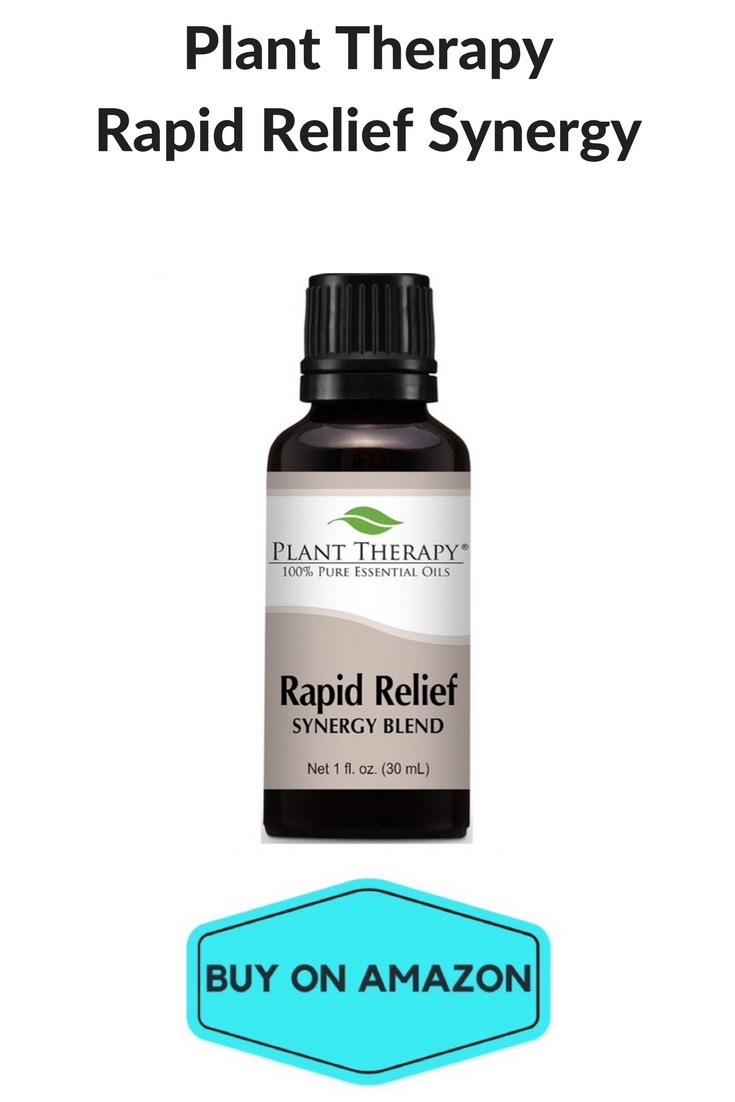 Plant Therapy Rapid Relief Synergy