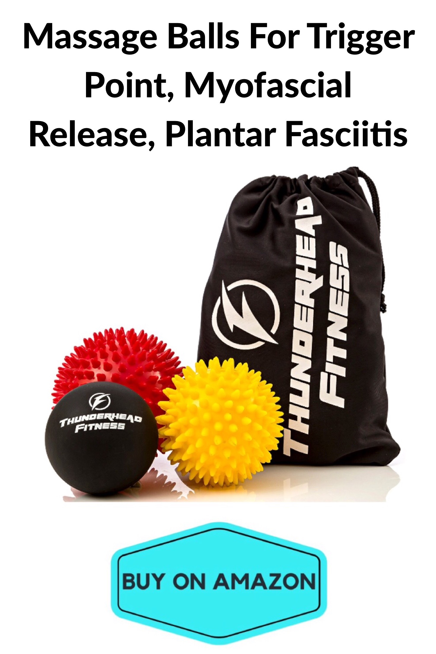 Massage Balls For Trigger Point Therapy
