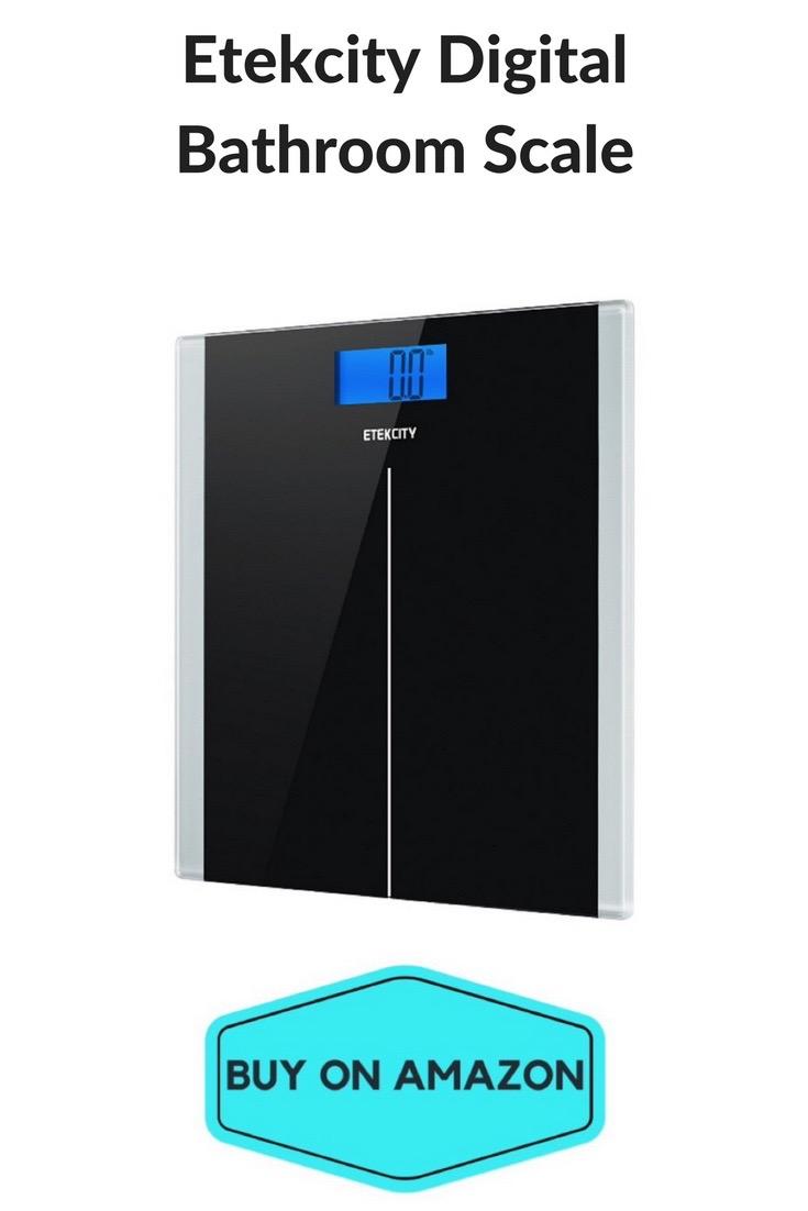 Etekcity Digital Bathroom Scale