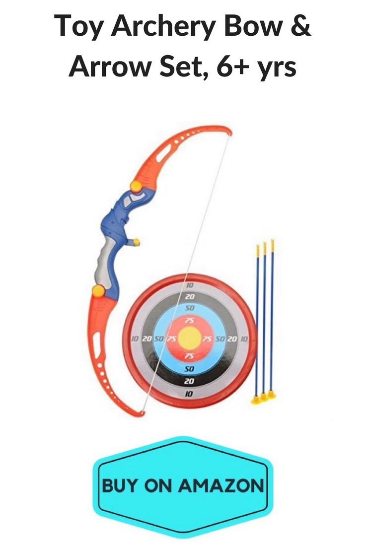 Toy Archery Bow & Arrow Set