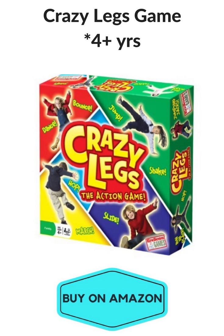 Crazy Legs Game