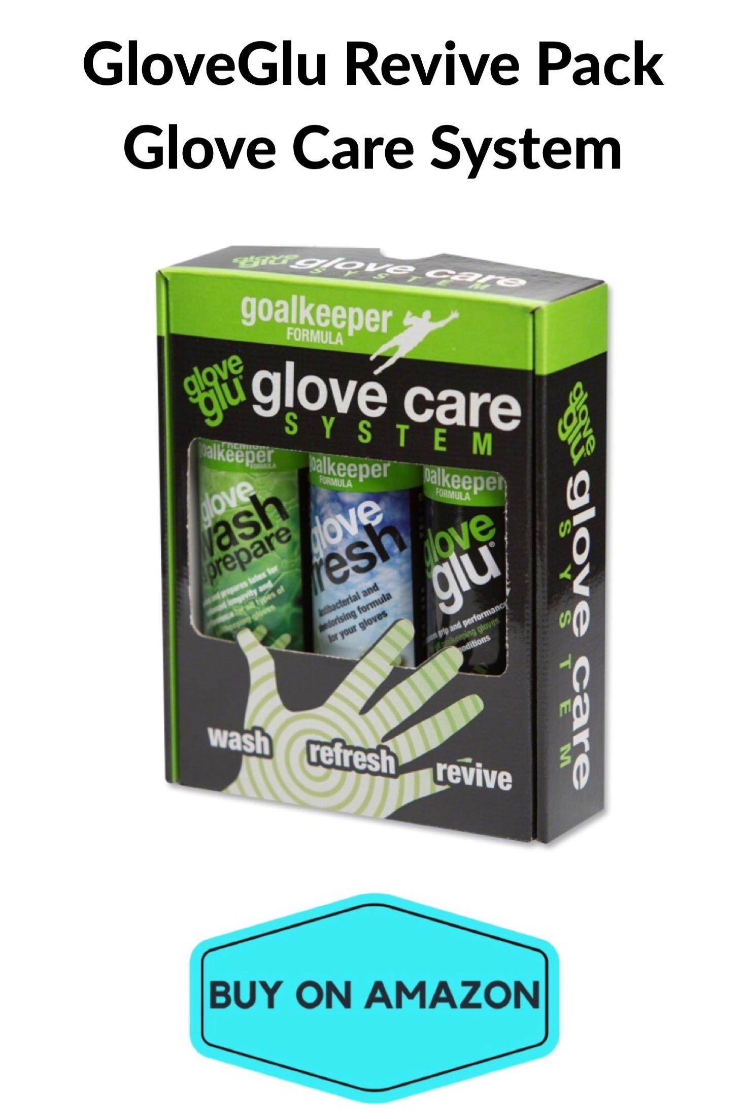 GloveGlu Revive Pack Glove Care System