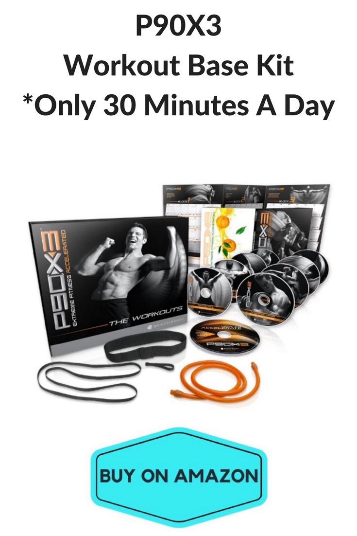 P90X3 Workout Set, 30 Minutes a Day