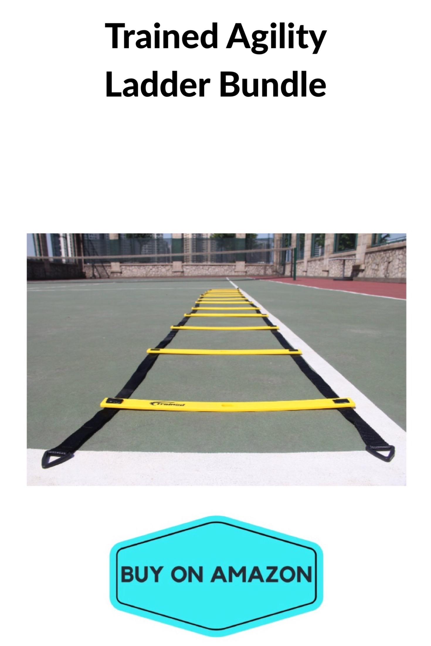Trained Agility Ladder Bundle