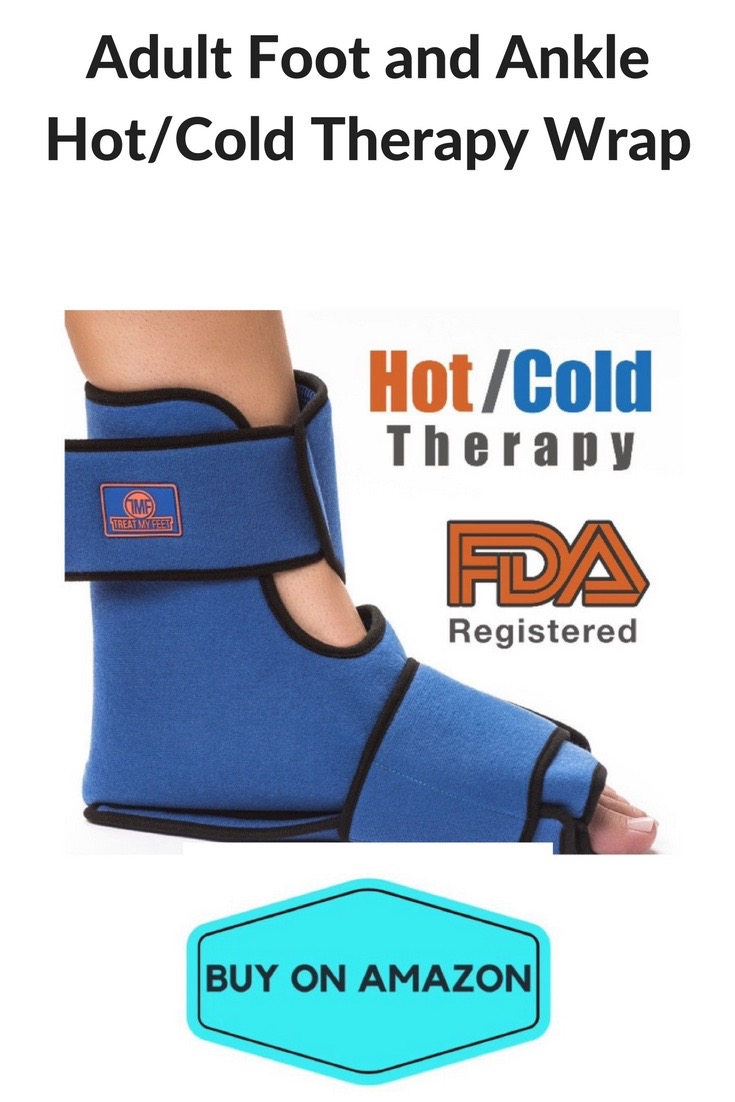 Adult Foot/Ankle Hot/Cold Therapy Wrap