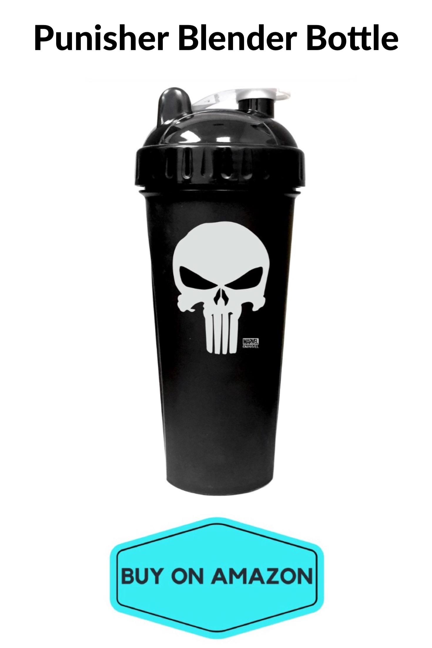 Punisher Blender Bottle