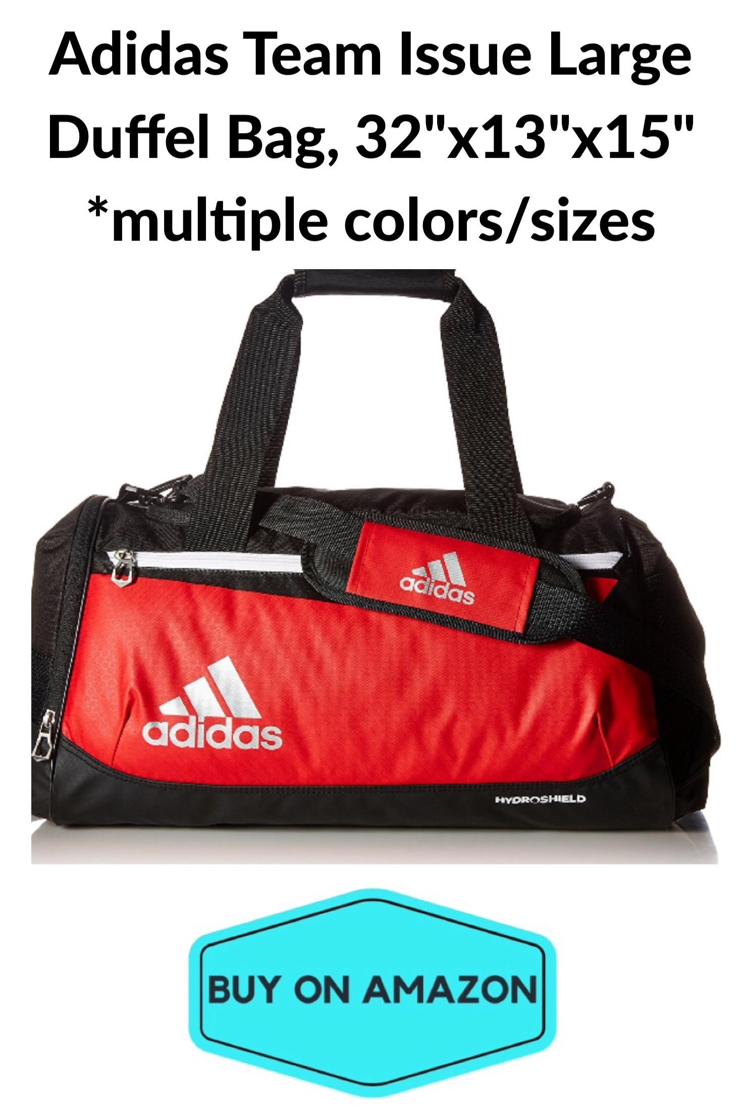 Adidas Team Issue Large Duffel Bag