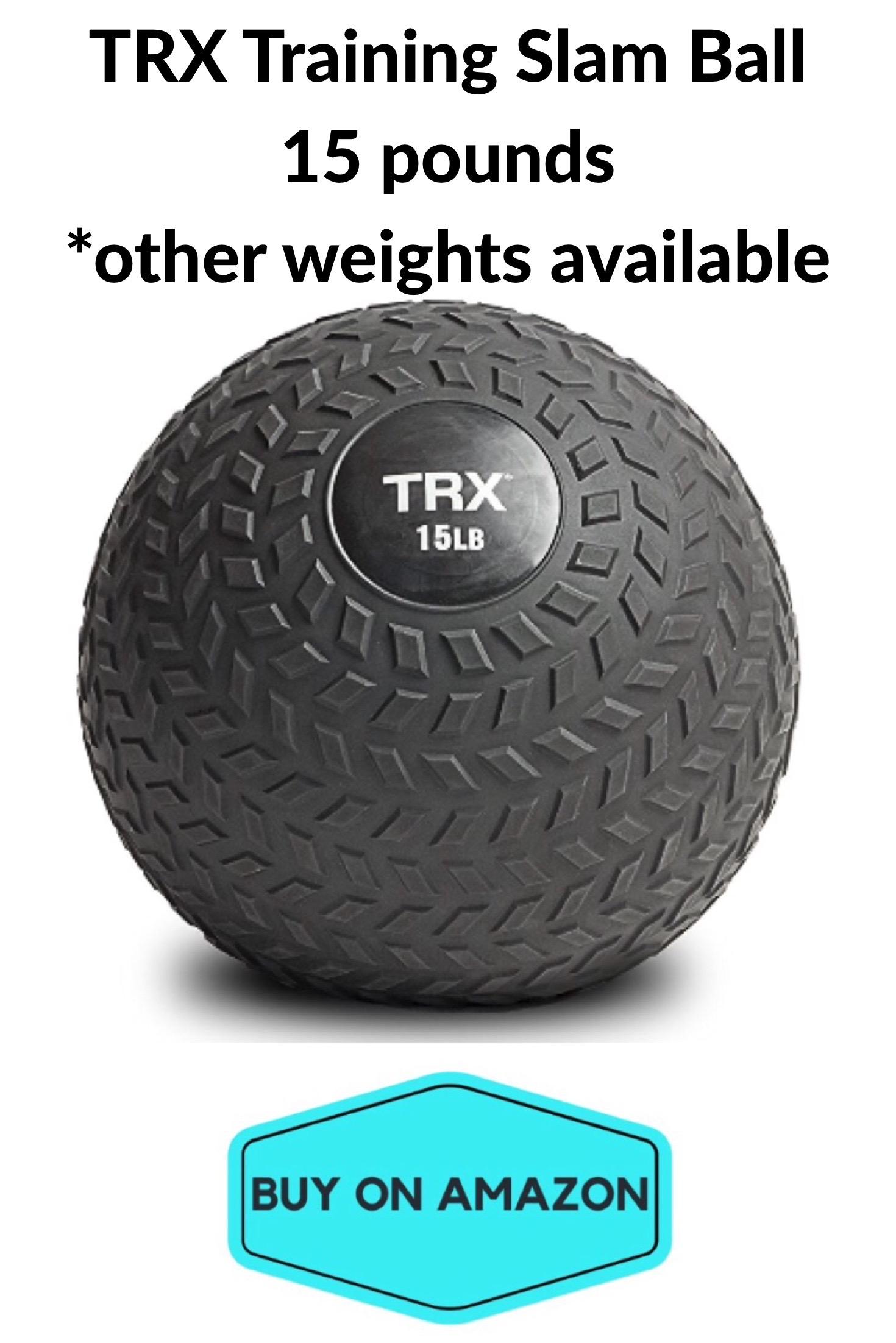 TRX Training Slam Ball