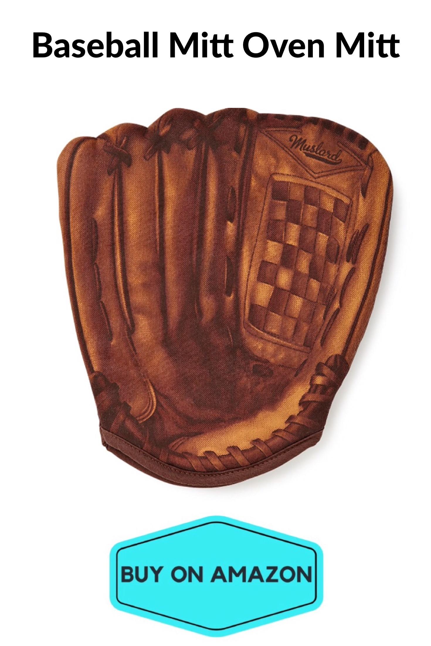 Baseball Mitt Oven Mitt