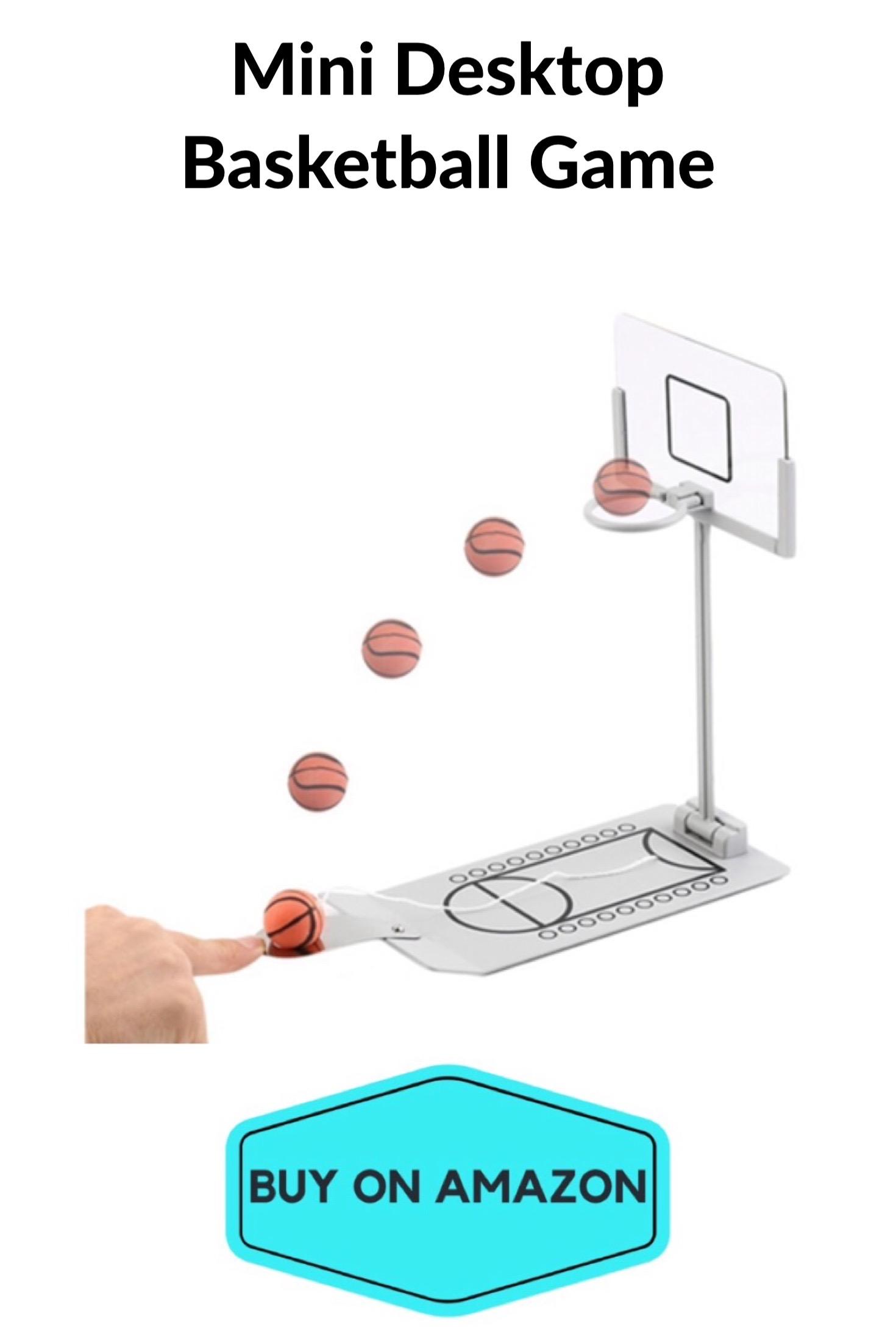 Mini Desktop Basketball Game